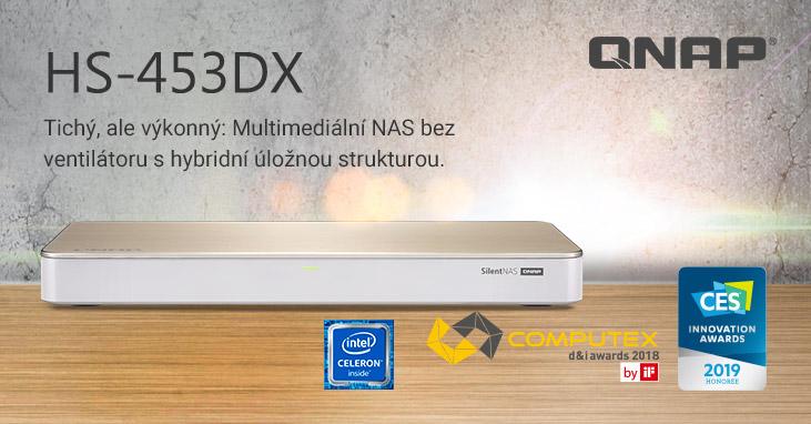 QNAP-HS-453DX NAS