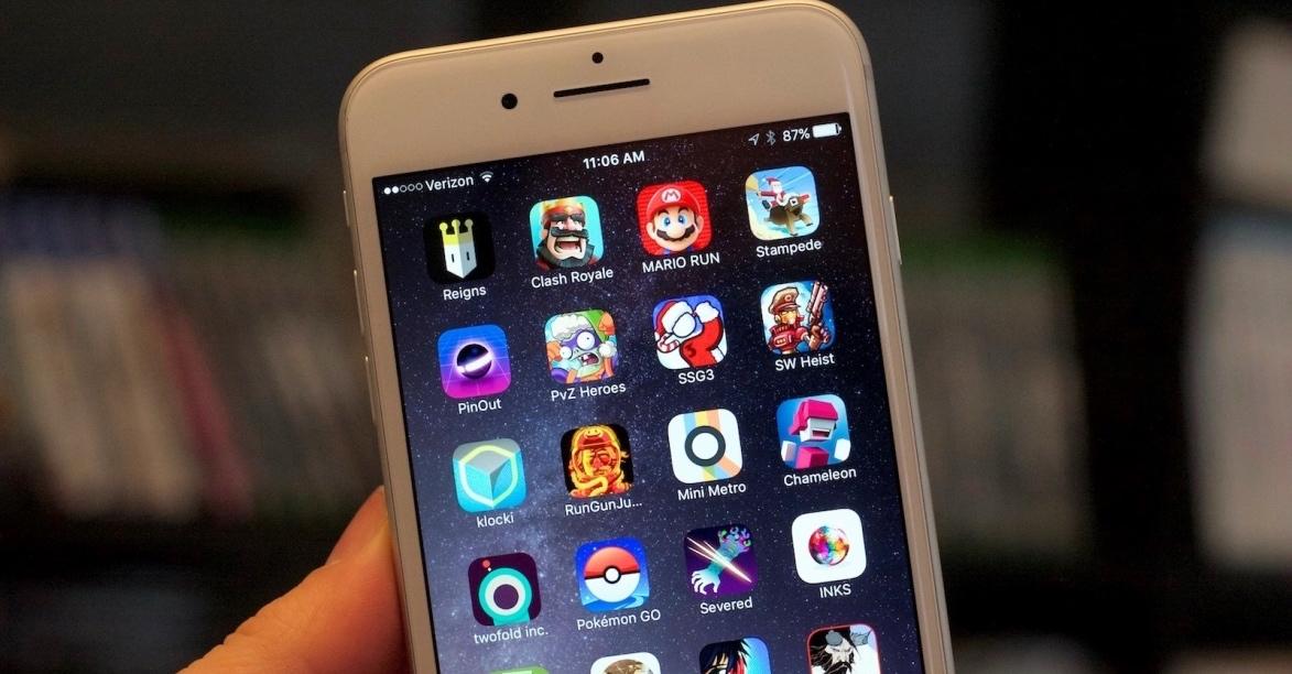 Nejlepší hry na iPhone f1d1ea084ee