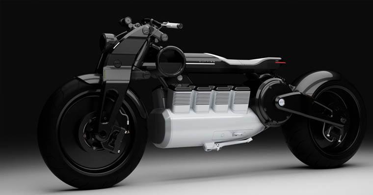 elektro motorka fb