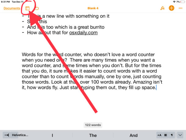 howto-enable-word-counter-pages-ipad-2-610×458