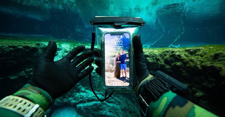 iphone x řeka fb