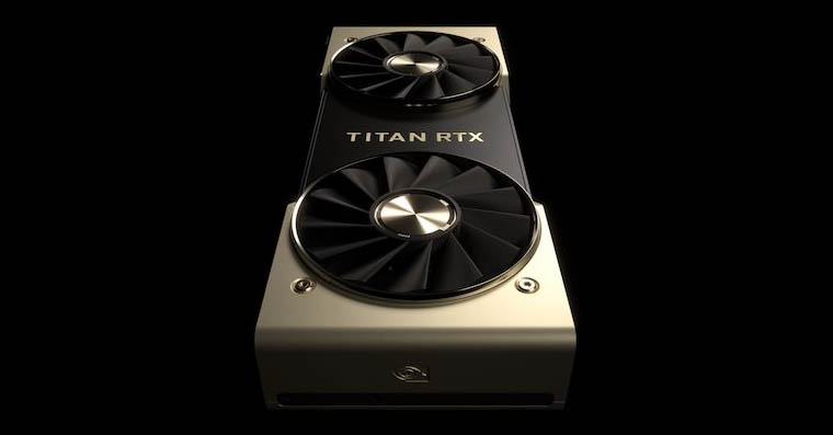 nvidia titan rtx fb