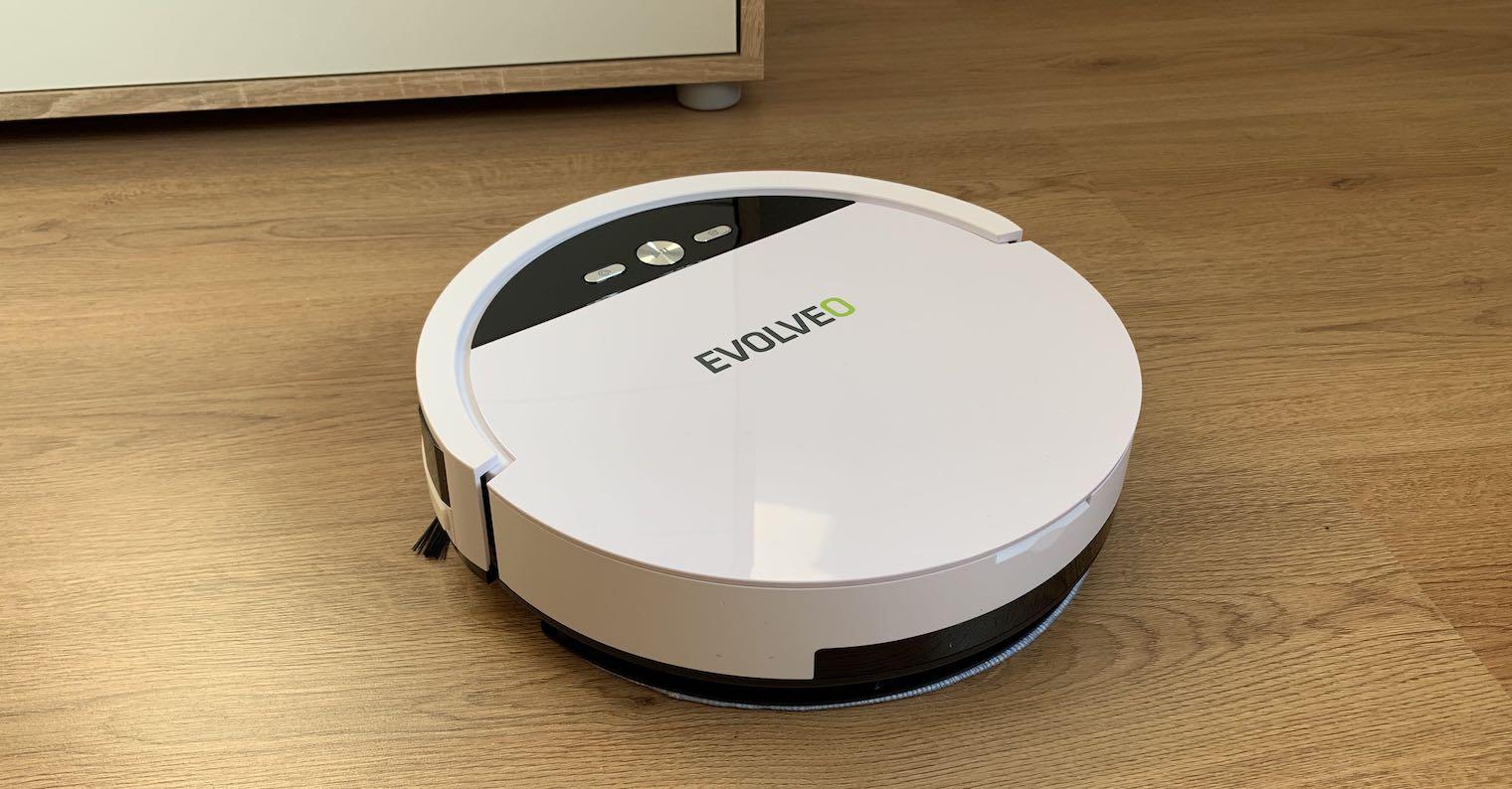 roboticky vysavac Evolveo RoboTrex H6 FB