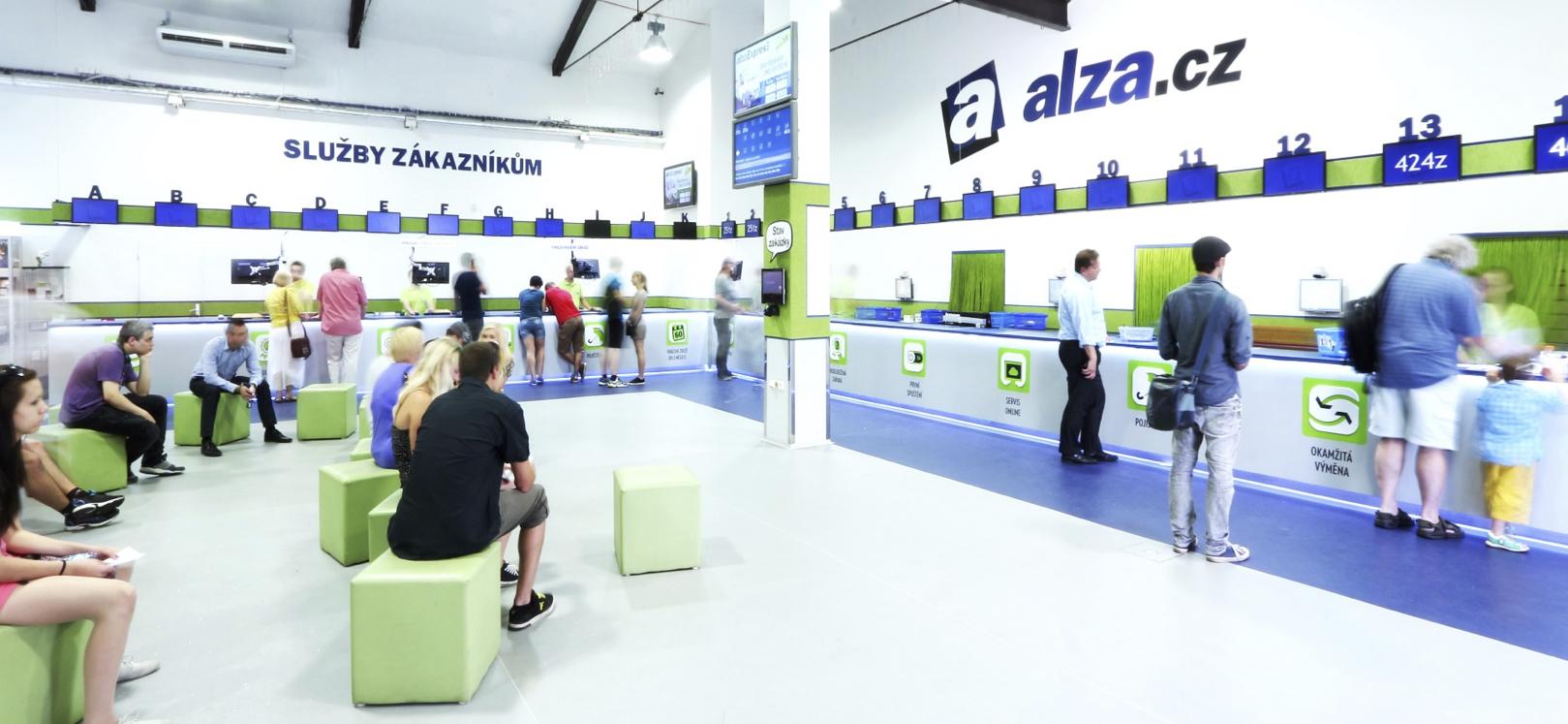 Kde nakupovat Alza