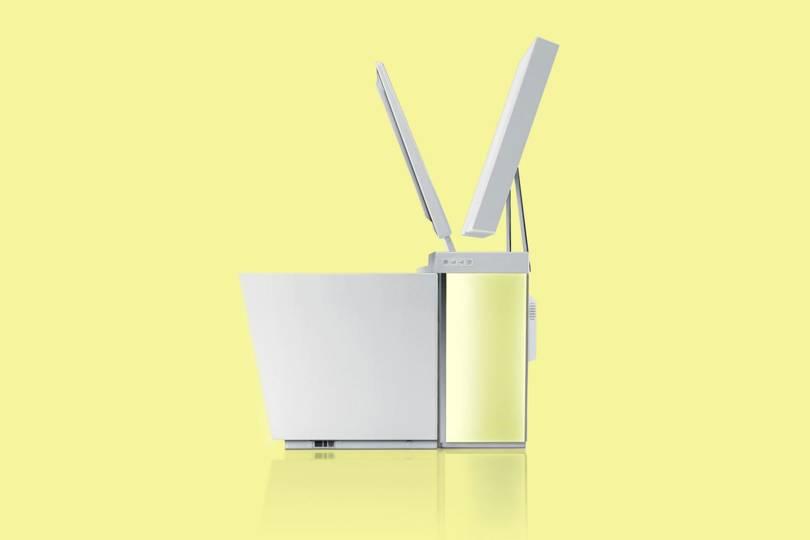 Kohler Toilet Wired
