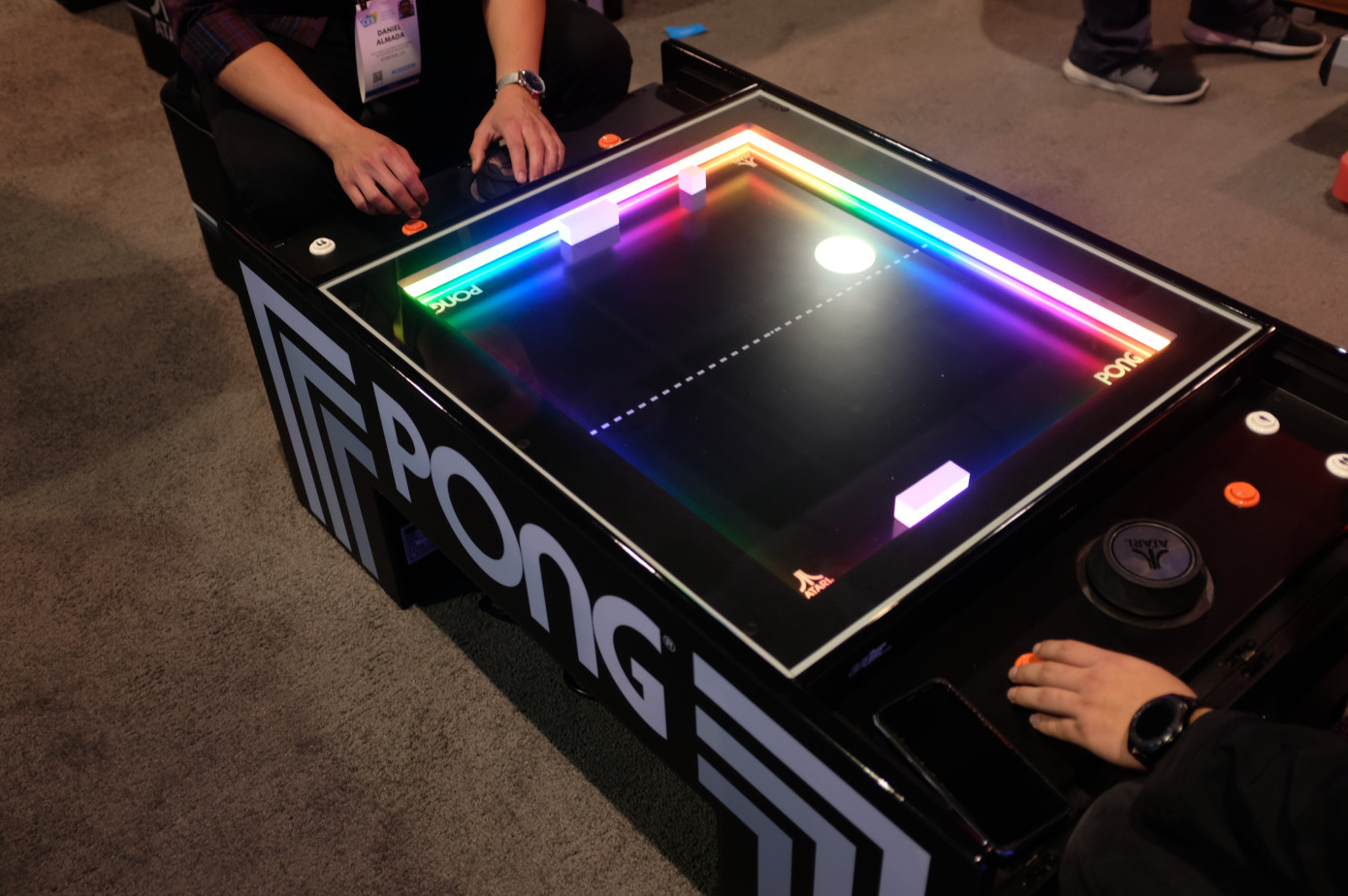 Pong Table TechCrunch