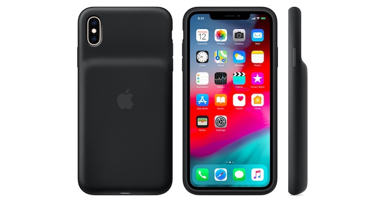battery smart case