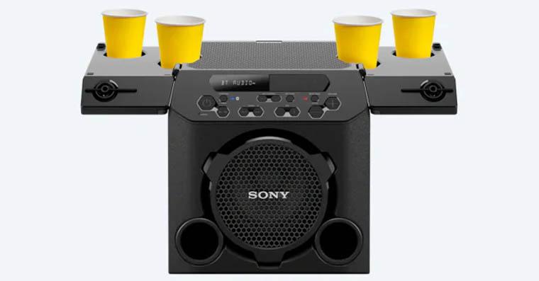 sony speaker fb