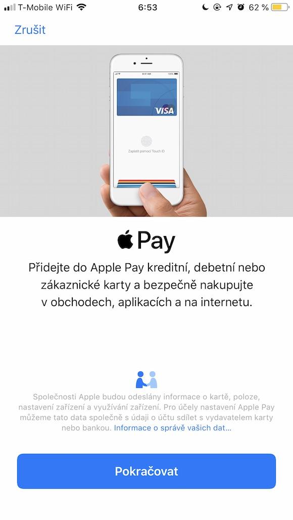 Apple Pay Screenshot 2