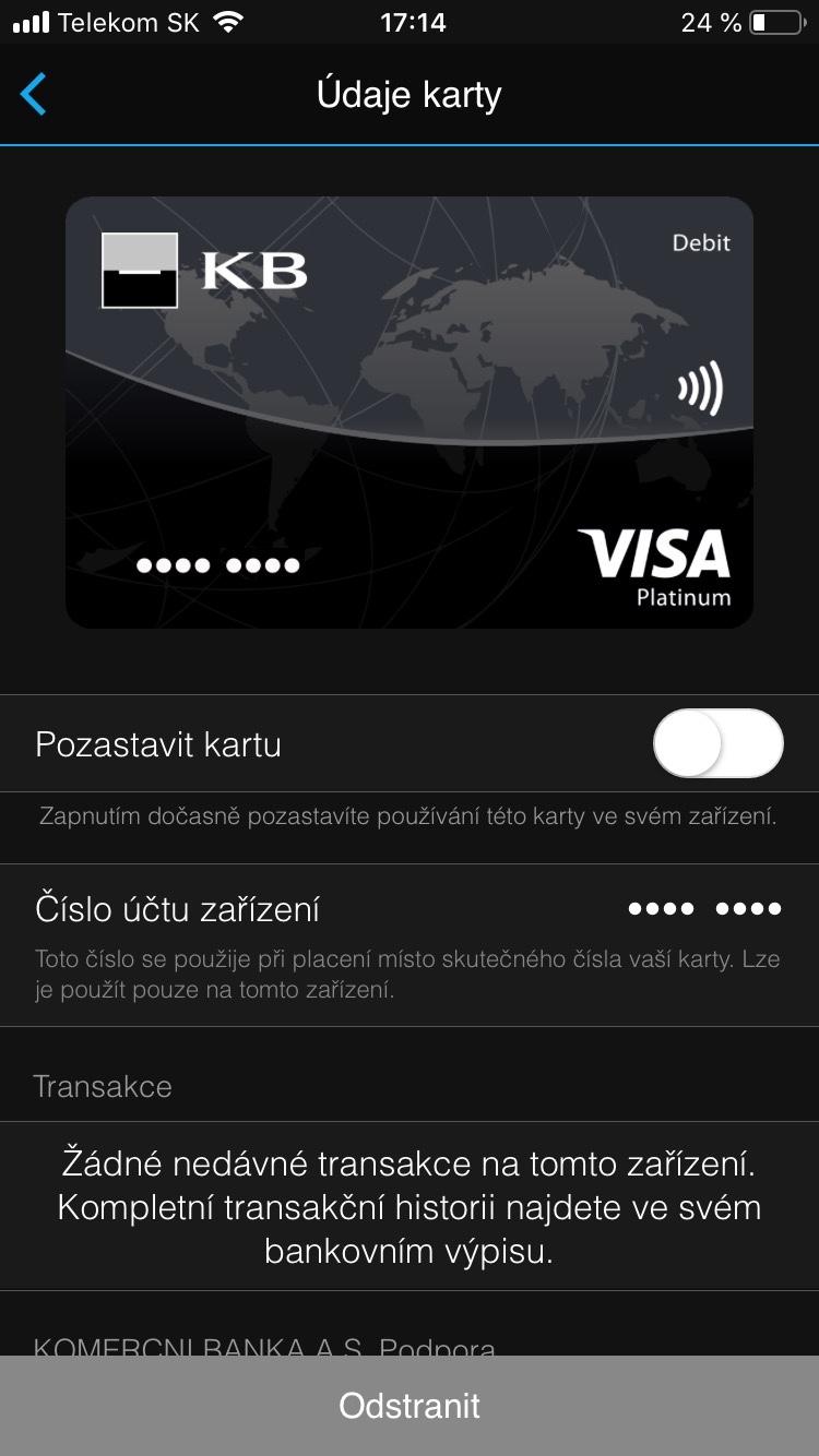 Garmin Pay CZ