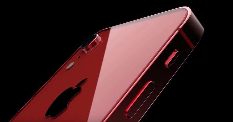IPhone SE 2 Concept fb