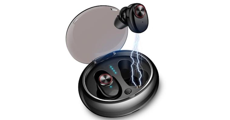 Wireless headphones TomTop fb
