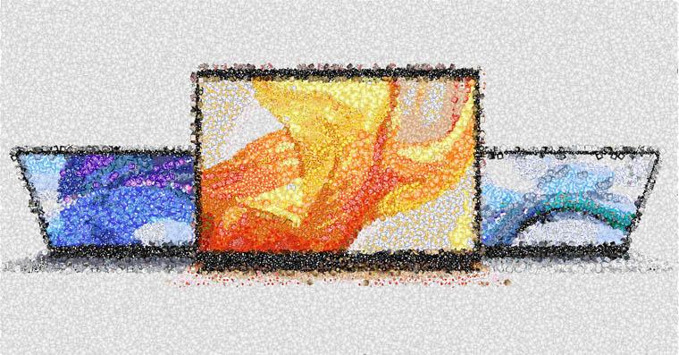 emoji mosaic fb