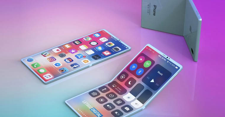 skladaci iphone koncept fb