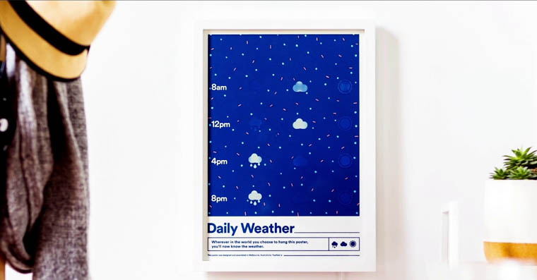 weather poster fb