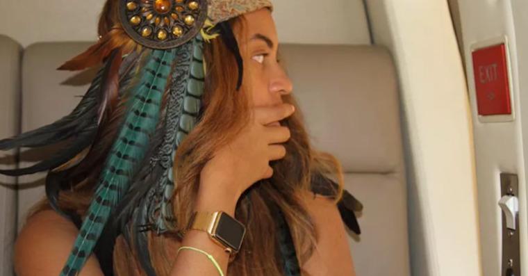 Beyonce Apple Watch Edition fb