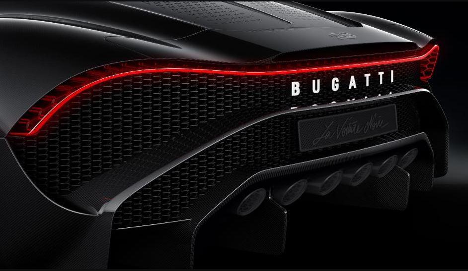 Bugatti La Voiture Noire 1