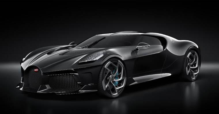 Bugatti La Voiture Noire fb