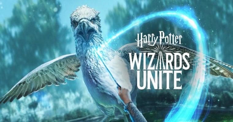 Harry Potter Wizards Unite fb