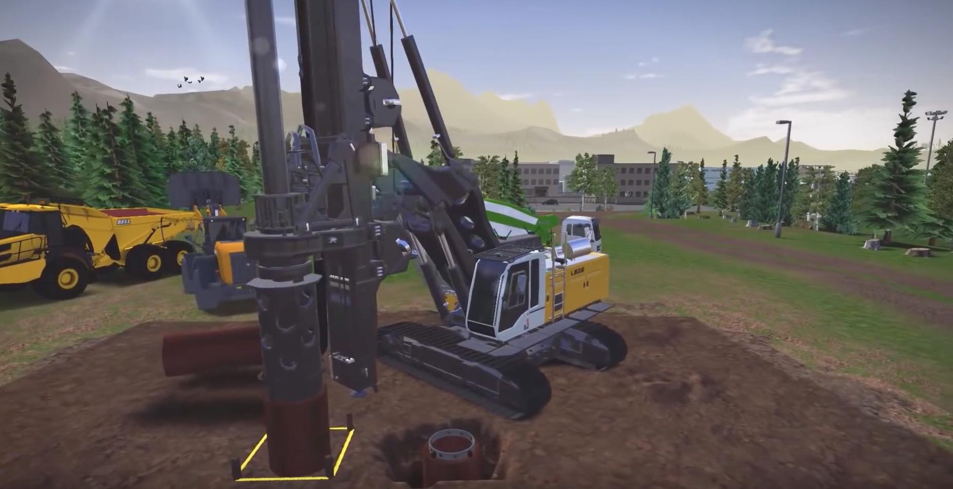 Na iPhony míří stavební simulátor Construction Simulator 3