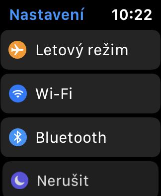 AW Zvolit Wi-Fi Nastaveni WiFi