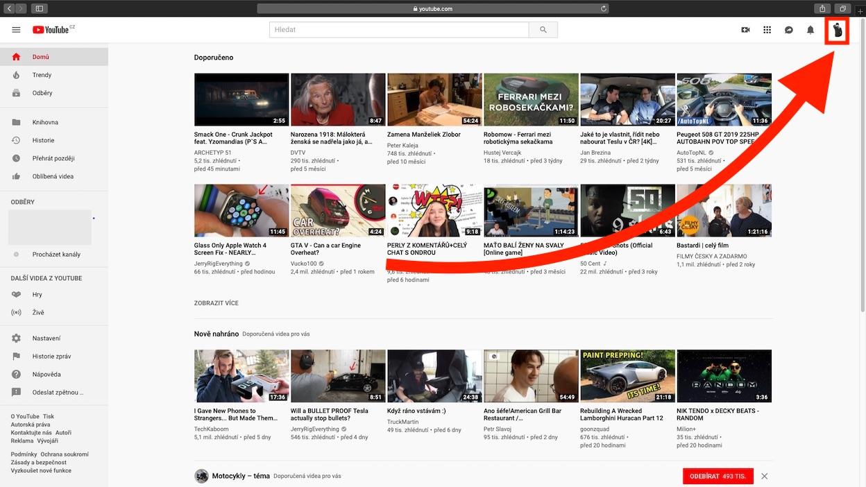 youtube online podvody