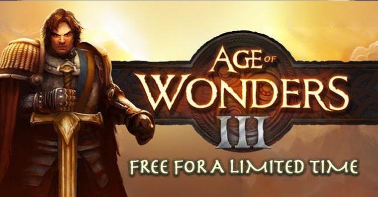 age of wonders 3 free fb