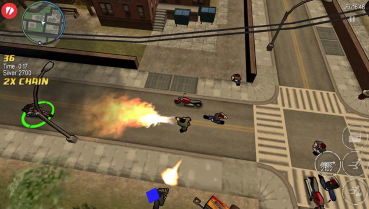 gta chinatown wars 3