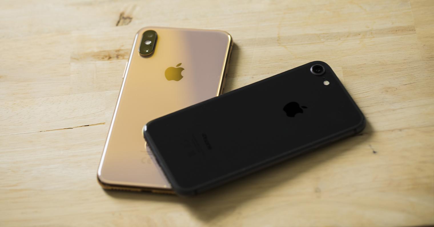 iPhone nahled