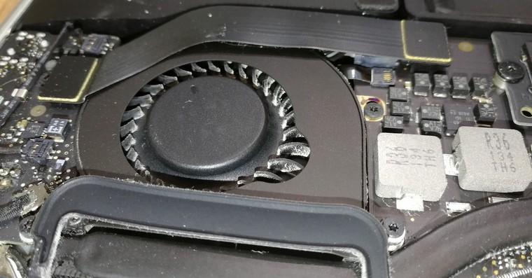 Jak vyčistit MacBook