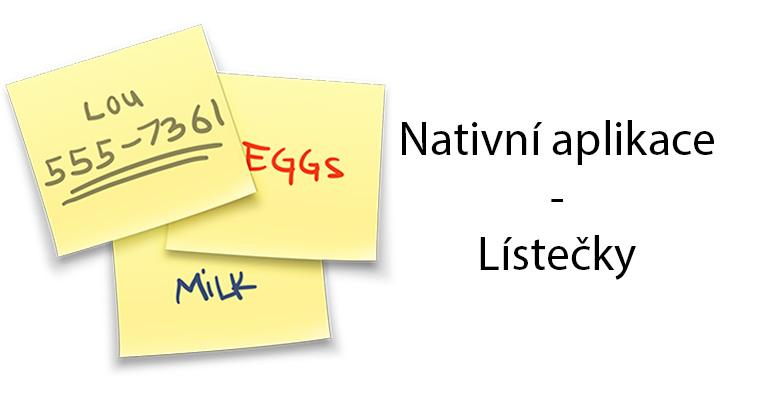 nativni-aplikace-listecky