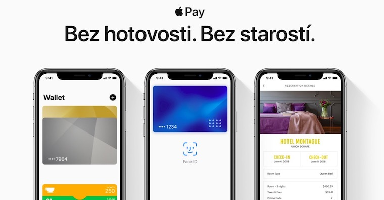 Popis vyhod placeni pres Apple Pay