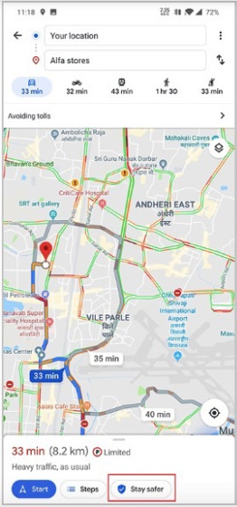 google-maps-off-route-alerts