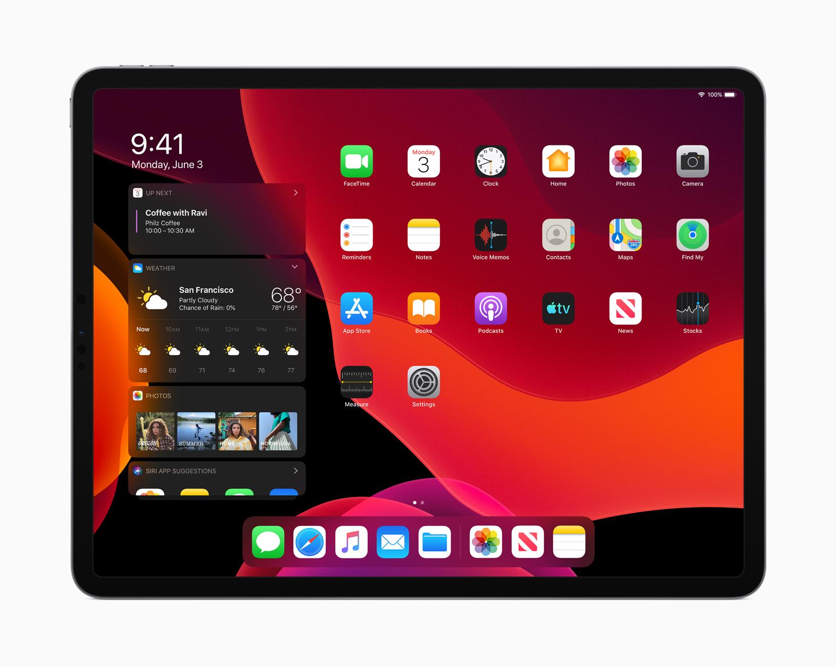iPadOS 2