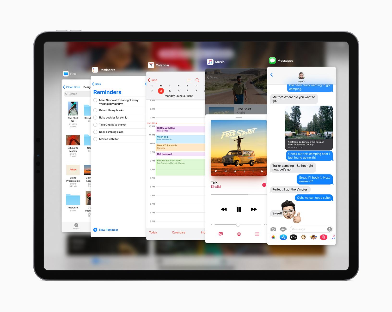 iPadOS 4