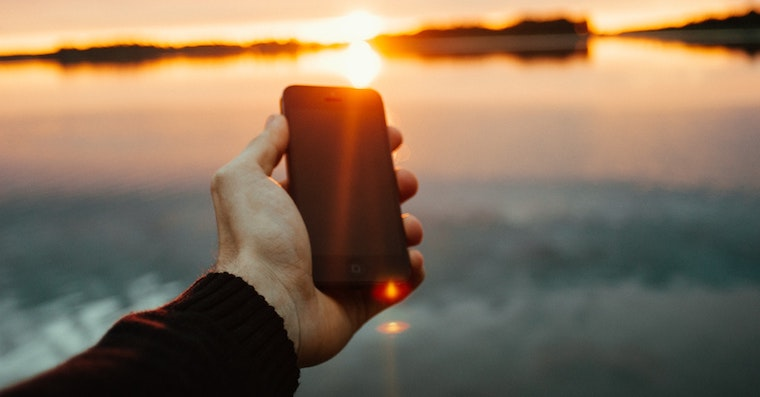 iPhone Summer Sunset Christian Widell Unsplash