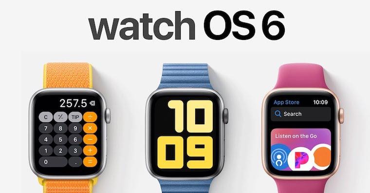 apple watch os6