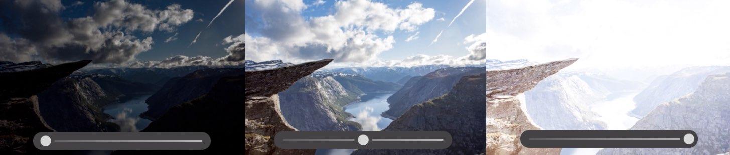 rozdíly v aplikaci Adobe Lightroom CC
