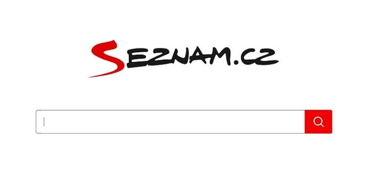Vyhledavac Seznam.cz