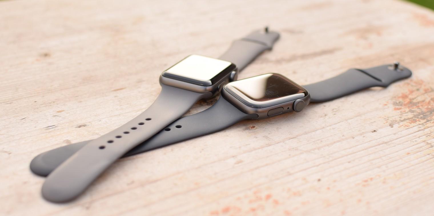 apple watch series 3 a series 5