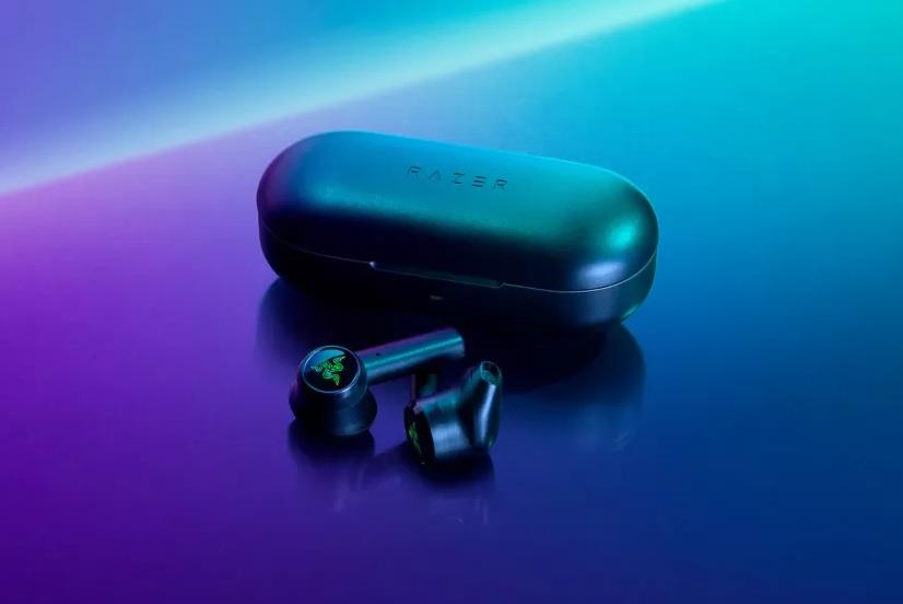 bezdrátová sluchátka Razer