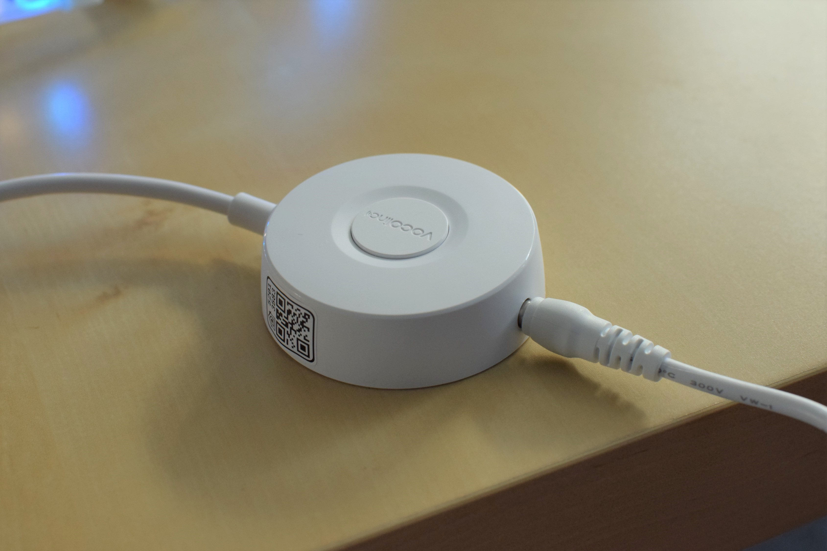 Tlačítko u LED pásku Vocolinc