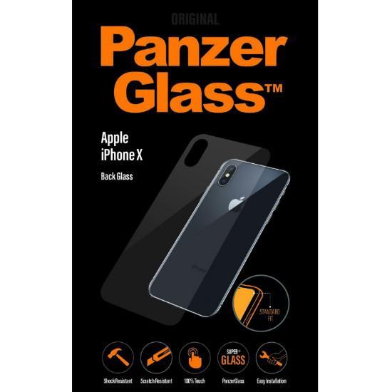 Tvrzené sklo PanzerGlass Standard čiré zadní