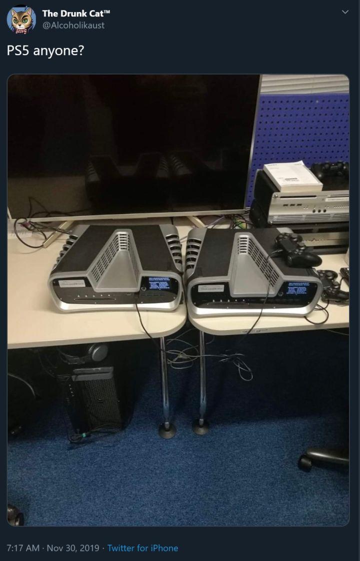 devkit Playstation 5