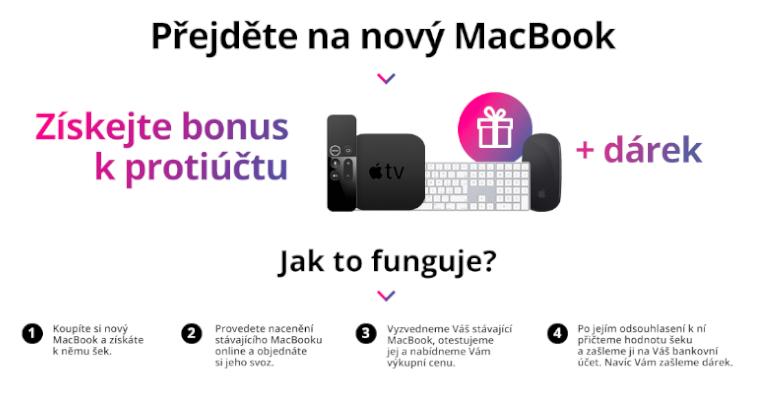 MobilPohotovost - Nový MacBook