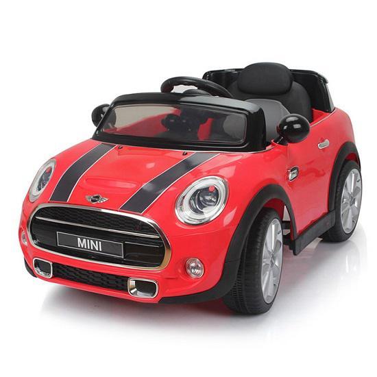 Dětské elektroauto Eljet BMW Mini Hatch červené