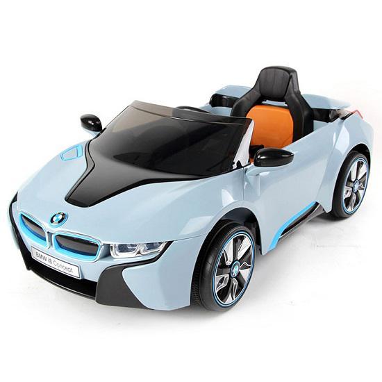 Dětské elektroauto Eljet BMW i8 Concept modré