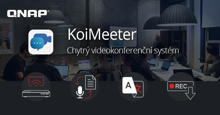 QNAP KoiMeeter fb