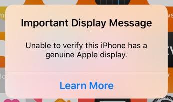 Výměnna displeje a předního skla na iPhone 11, 11 Pro a 11 Pro Max