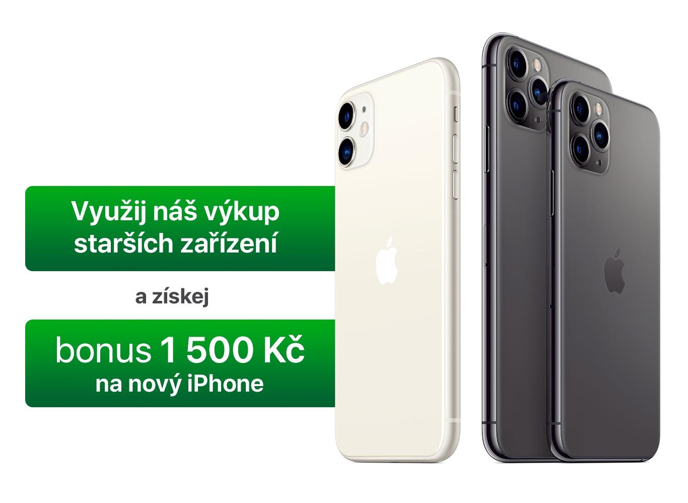iStores Výkup iPhonů